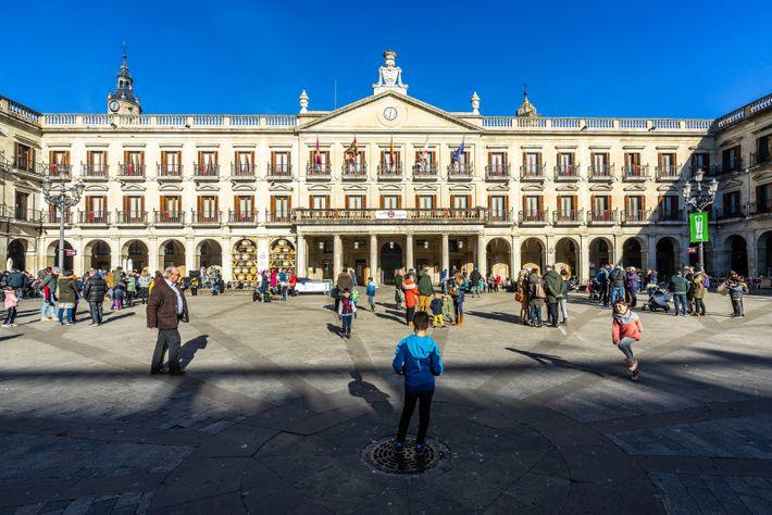 Vitoria-Gasteiz, Espanha