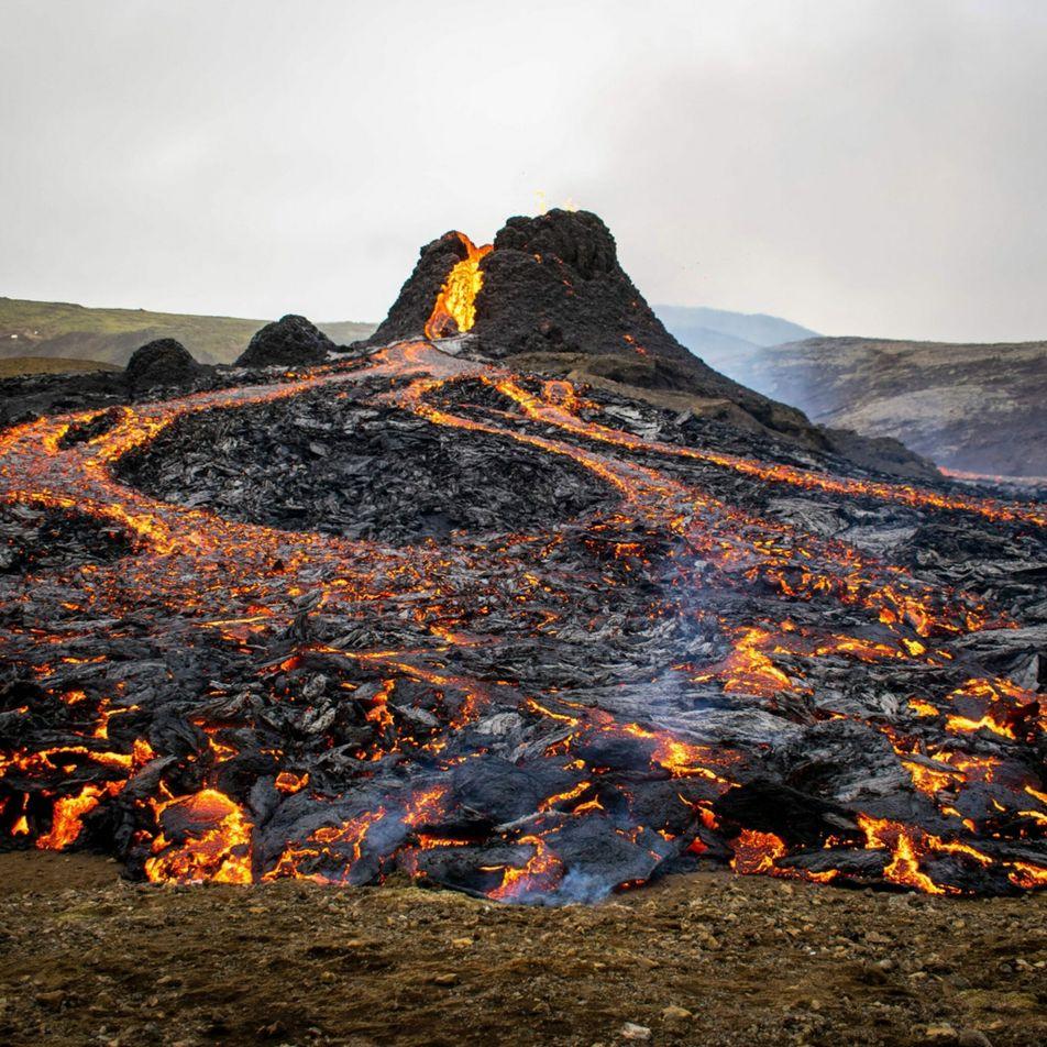 Erupção na Islândia pode marcar o início de décadas de atividade vulcânica