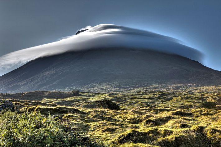 Vulcão da Montanha do Pico
