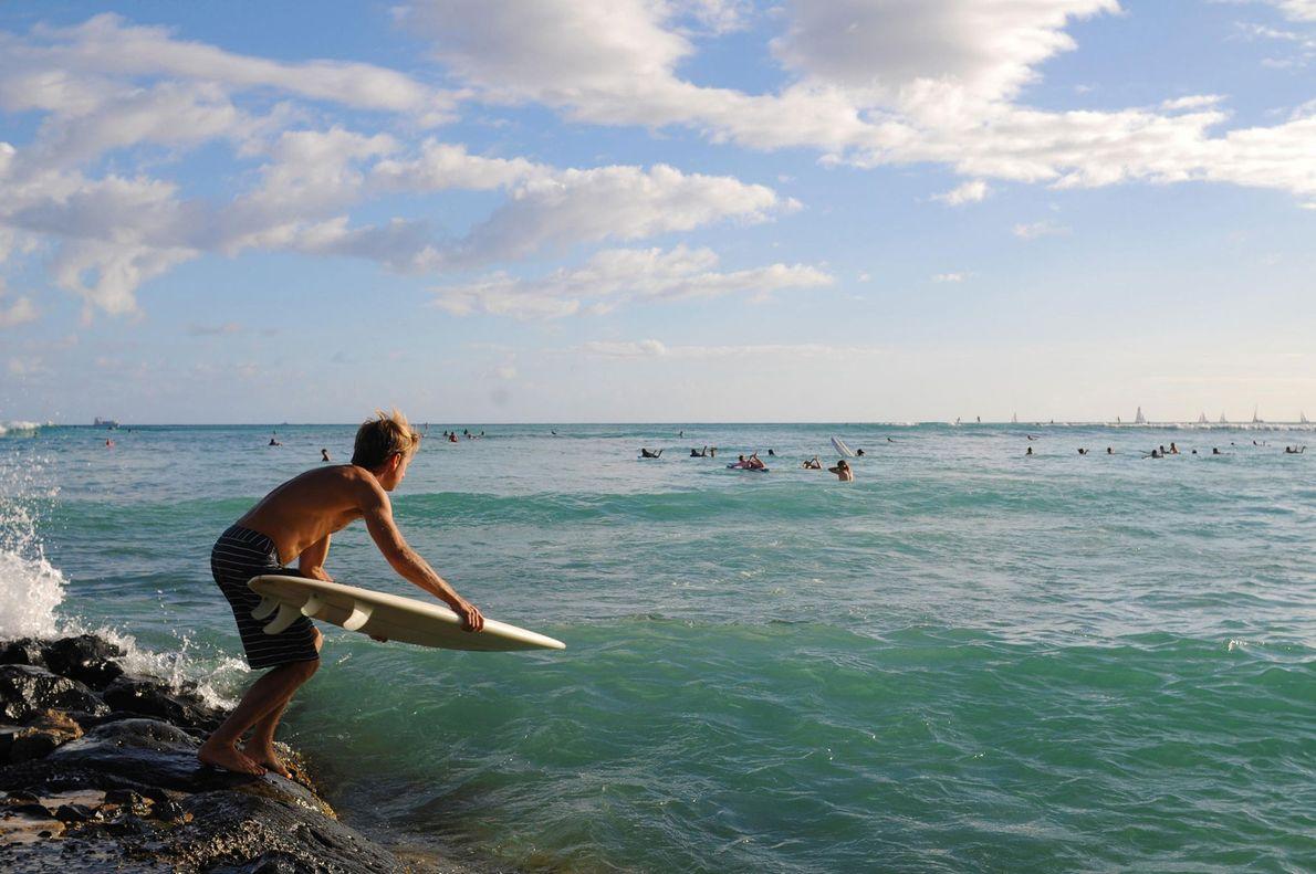 Waikiki, Havai