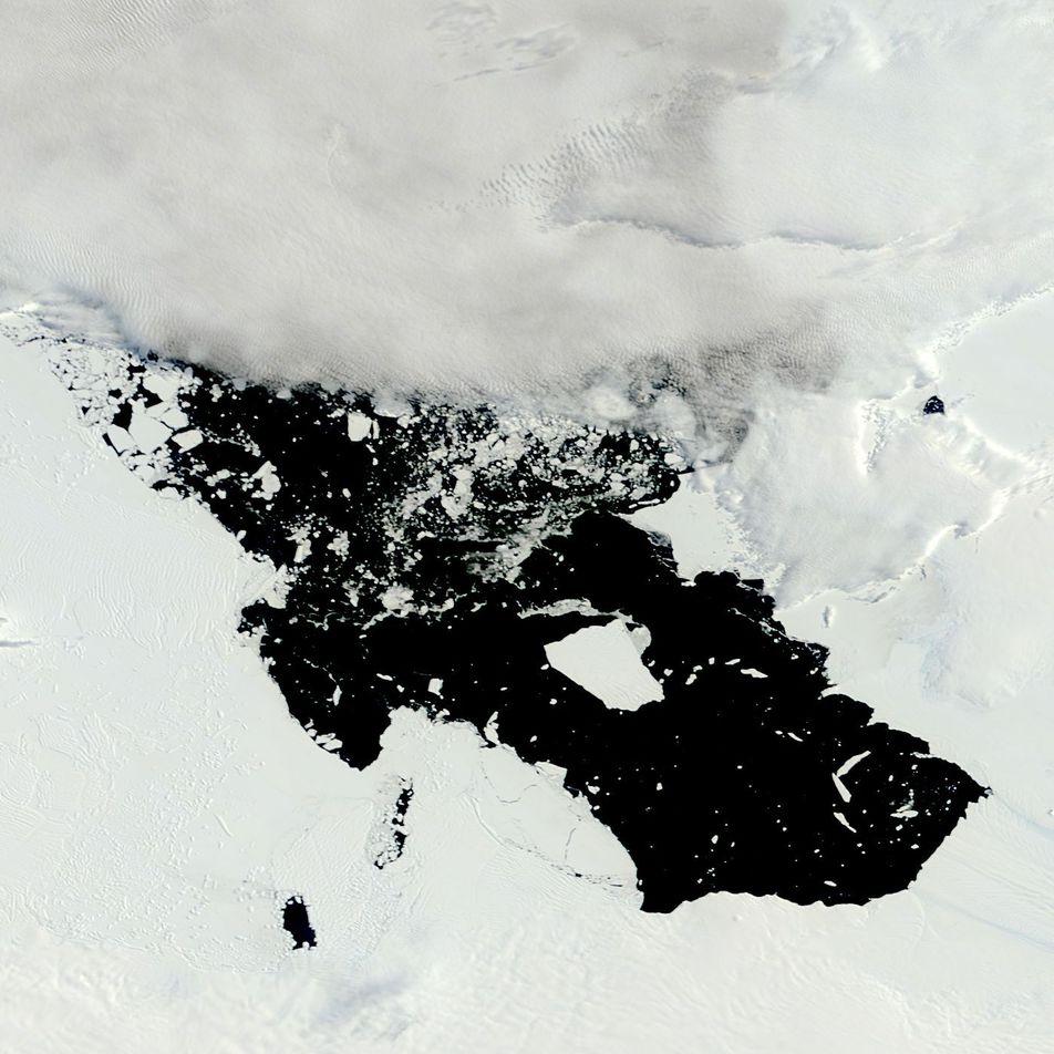 Antártida Ocidental Está a Derreter – E a Culpa é Nossa