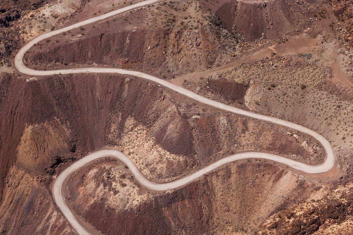 DESERTO MOJAVE, NEVADA, EUA