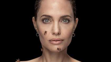 Angelina Jolie considera as abelhas – e as mulheres apicultoras – guardiãs ambientais