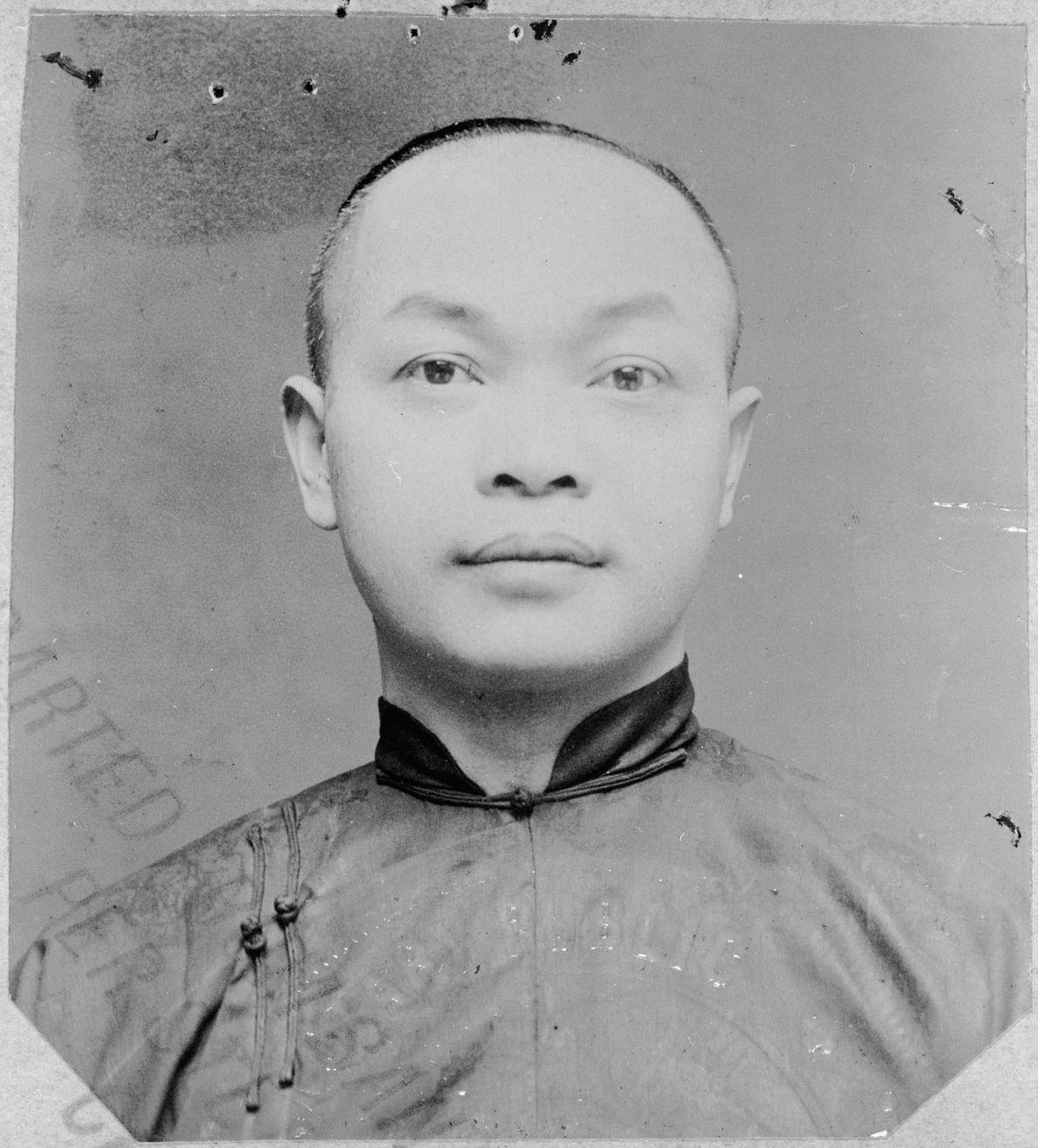 OS ESTADOS UNIDOS CONTRA WONG KIM ARK, 1898
