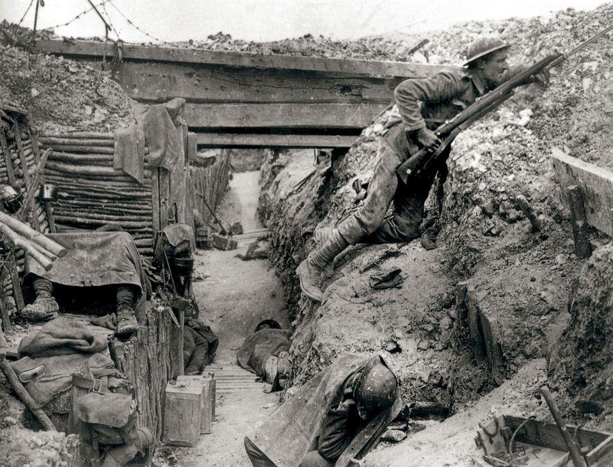 Arqueologia Revela Segredos das Trincheiras da Primeira Guerra Mundial