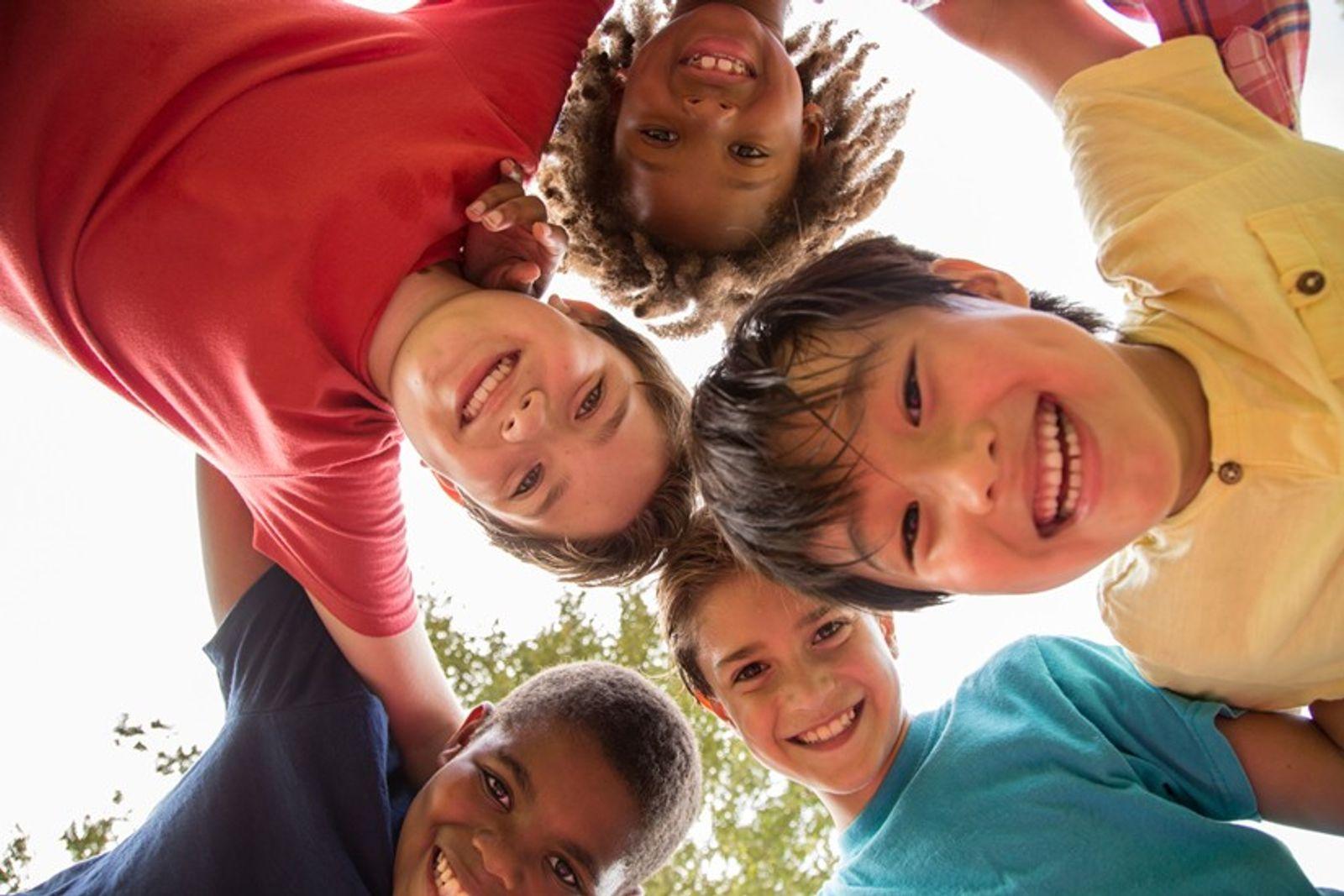 Falar com as Crianças Sobre Xenofobia