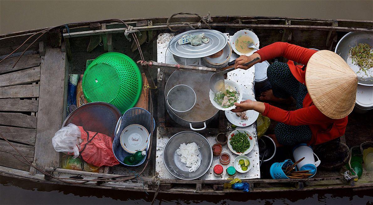 Phong Dien, Can Tho, Vietname