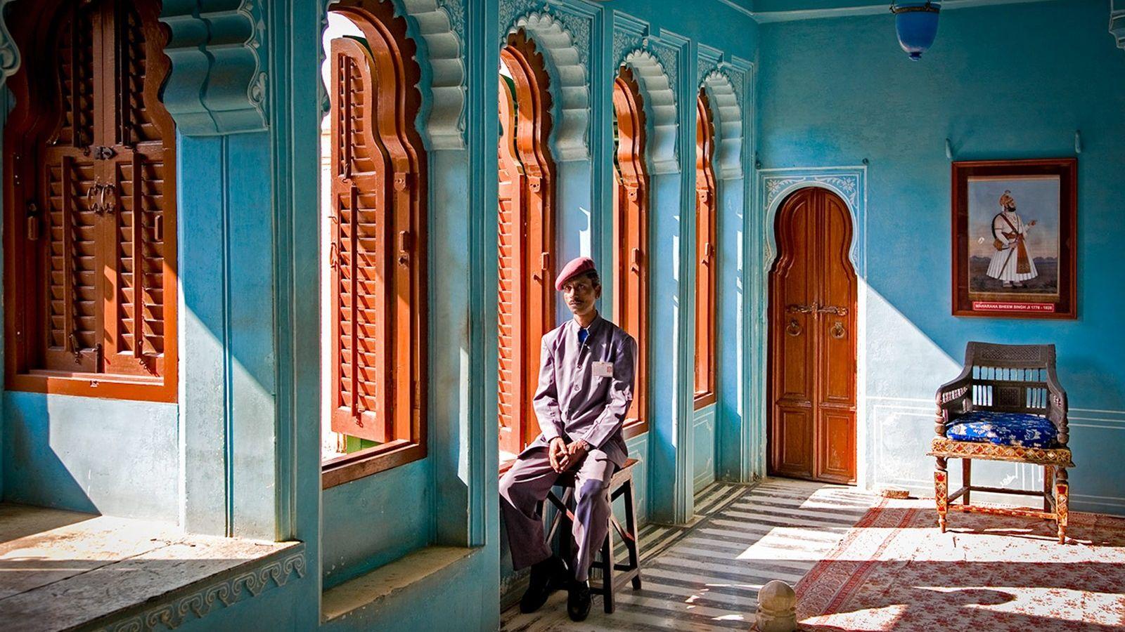 Museu Mandore, Jodhpur, Índia.