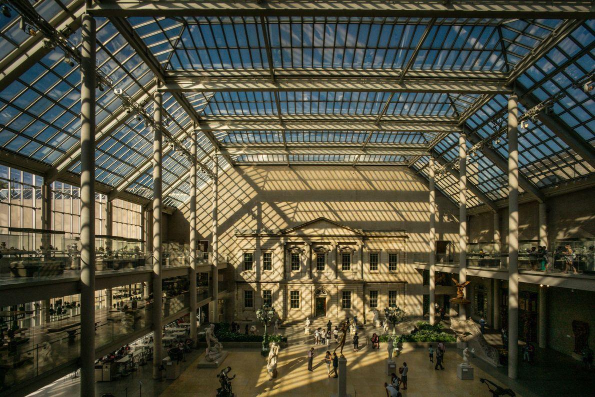 Museu Metropolitano de Arte, Nova Iorque.
