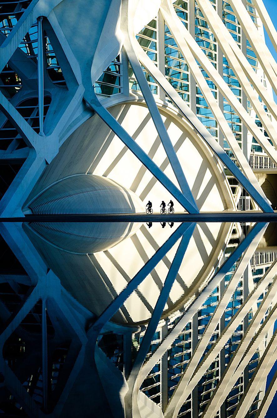 Cinco Sugestões para Tirar Boas Fotografias no Museu: Arquitetura