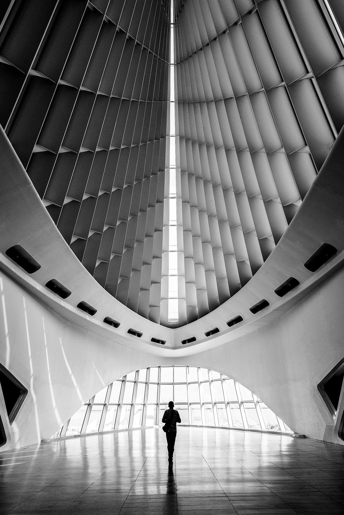 Museu de Arte de Milwaukee, Milwaukee.