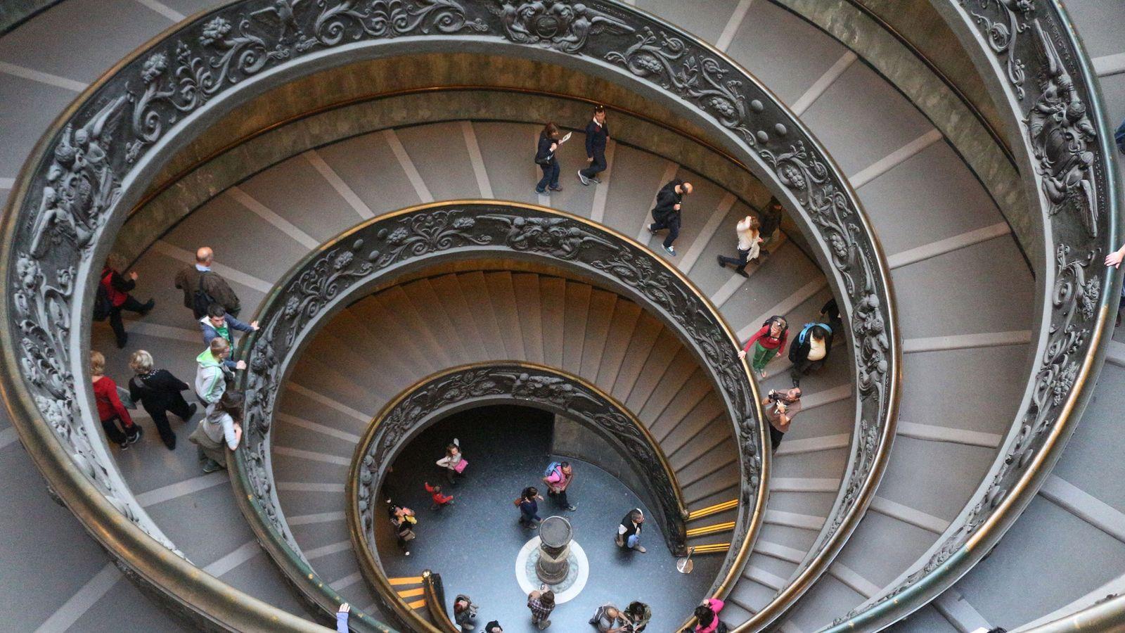 Museu do Vaticano, Cidade do Vaticano.