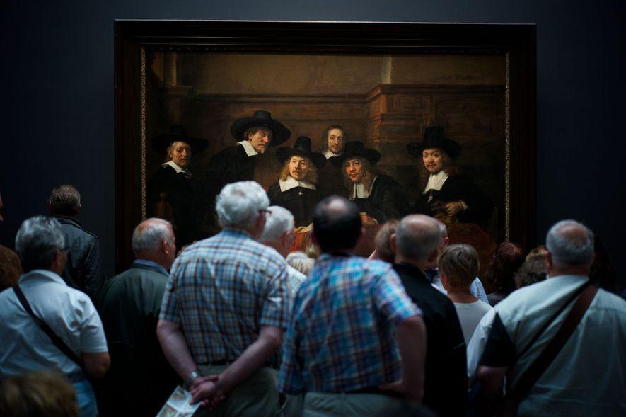 Museu Nacional da Holanda Rijksmuseum, Amesterdão.