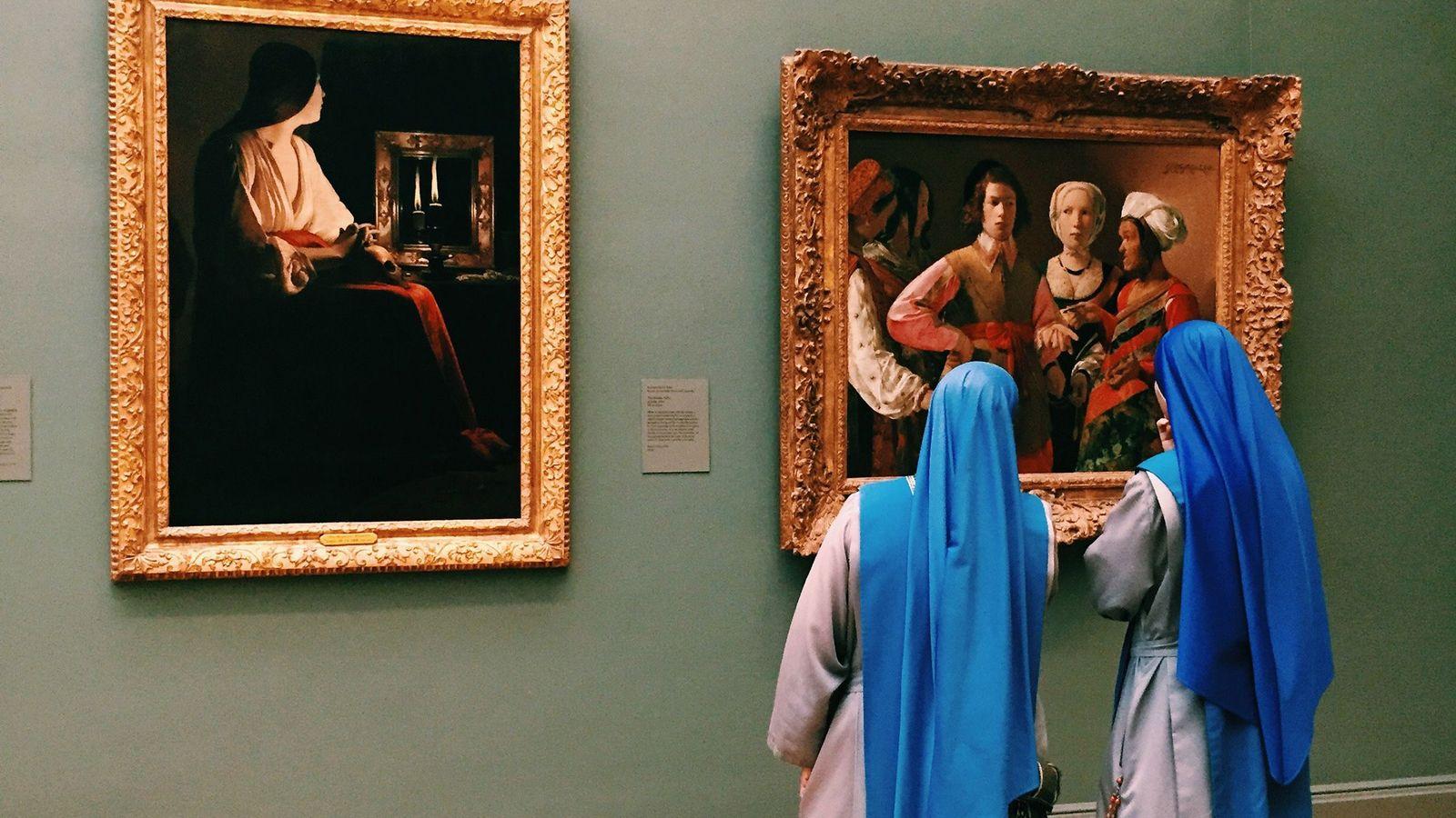 Museu Metropolitano de Arte de Nova Iorque, Nova Iorque.