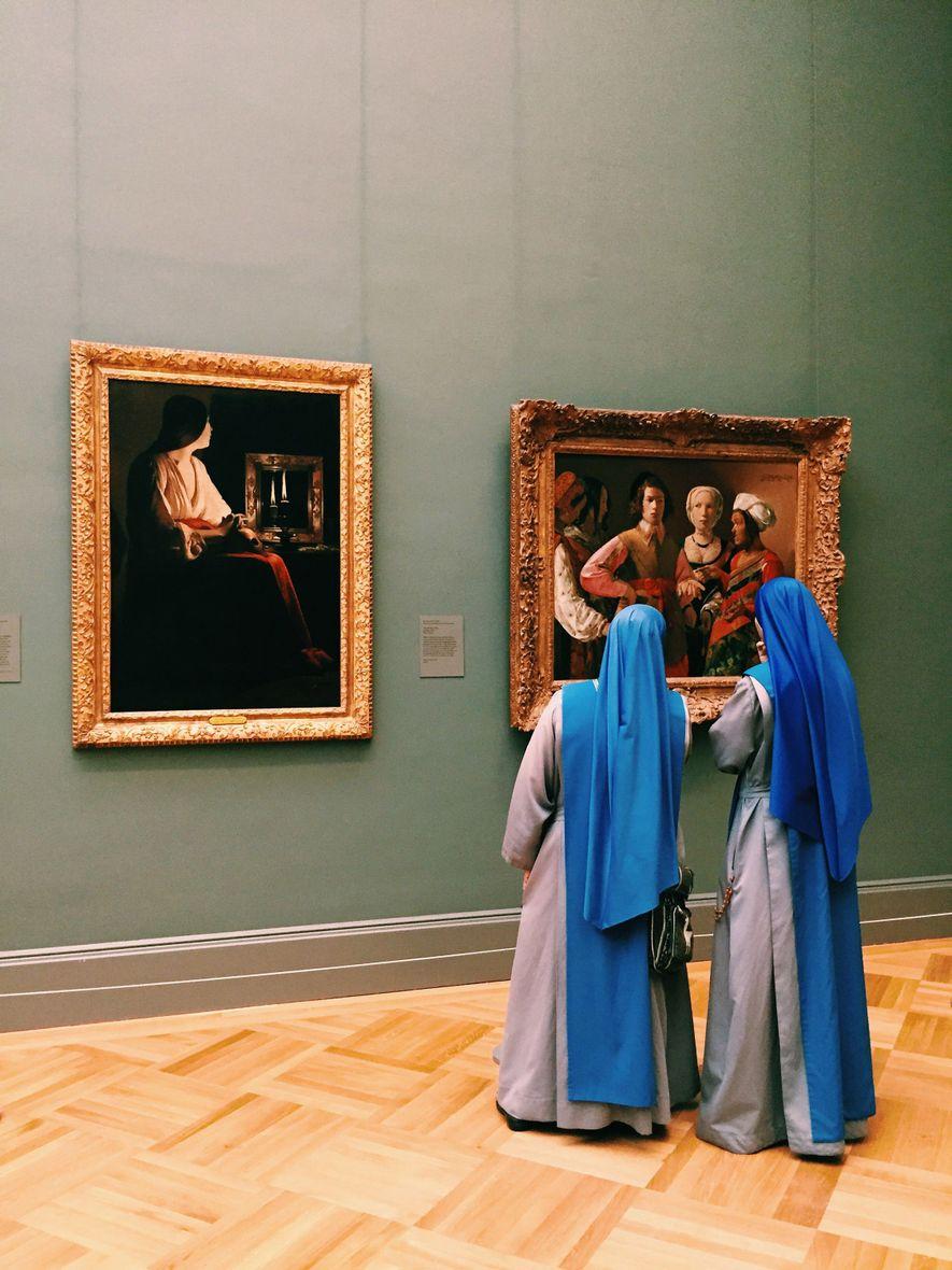 Cinco Sugestões para Tirar Boas Fotografias no Museu: Pessoas