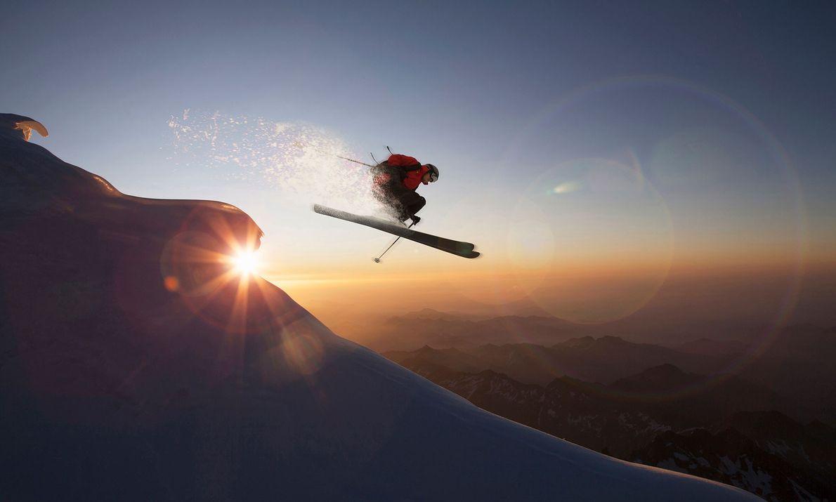 Cidades Para Esquiar - Zermatt, Suíça